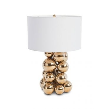 Frizzante table lamp polished brass brass lighting pendants frizzante table lamp polished brass mozeypictures Images
