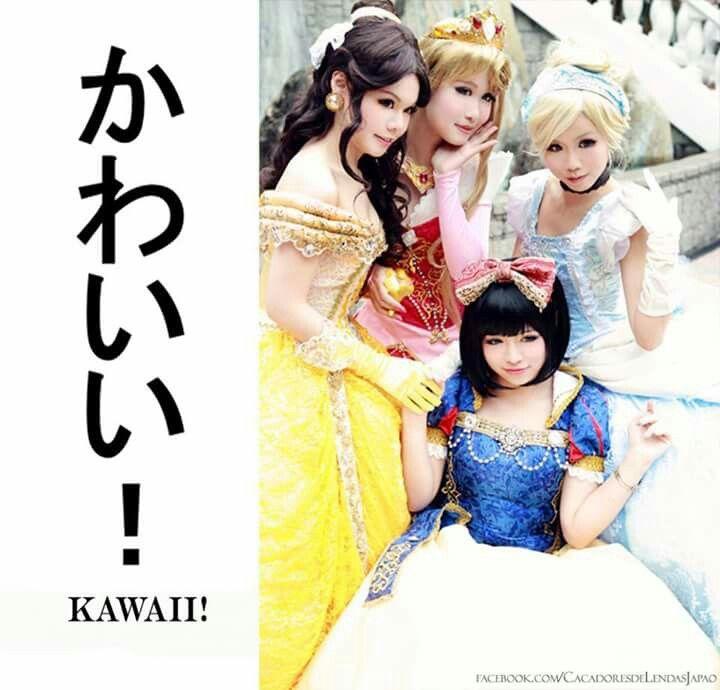 Princes Disney japan