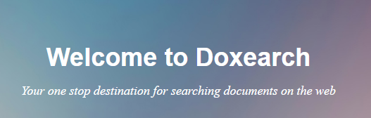 Doxearch is the last word when it comes to finding genuine PDF documents online. Not only is Doxearch's algorithm impeccable in finding the most accurate document you're searching for, it also shows related PDFs available on the internet so that you don't have to make multiple searches to find out exactly what you're looking for.  http://www.doxearch.com/