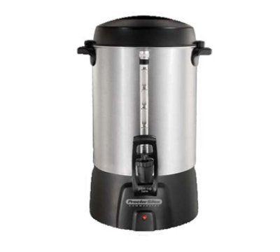 Hamilton Beach 45060 60 Cup Coffee Urn W Dual Heaters Tall Base