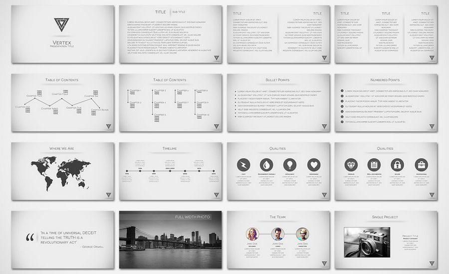 Minimalist powerpoint presentations google search deck examples minimalist powerpoint presentations google search toneelgroepblik Choice Image