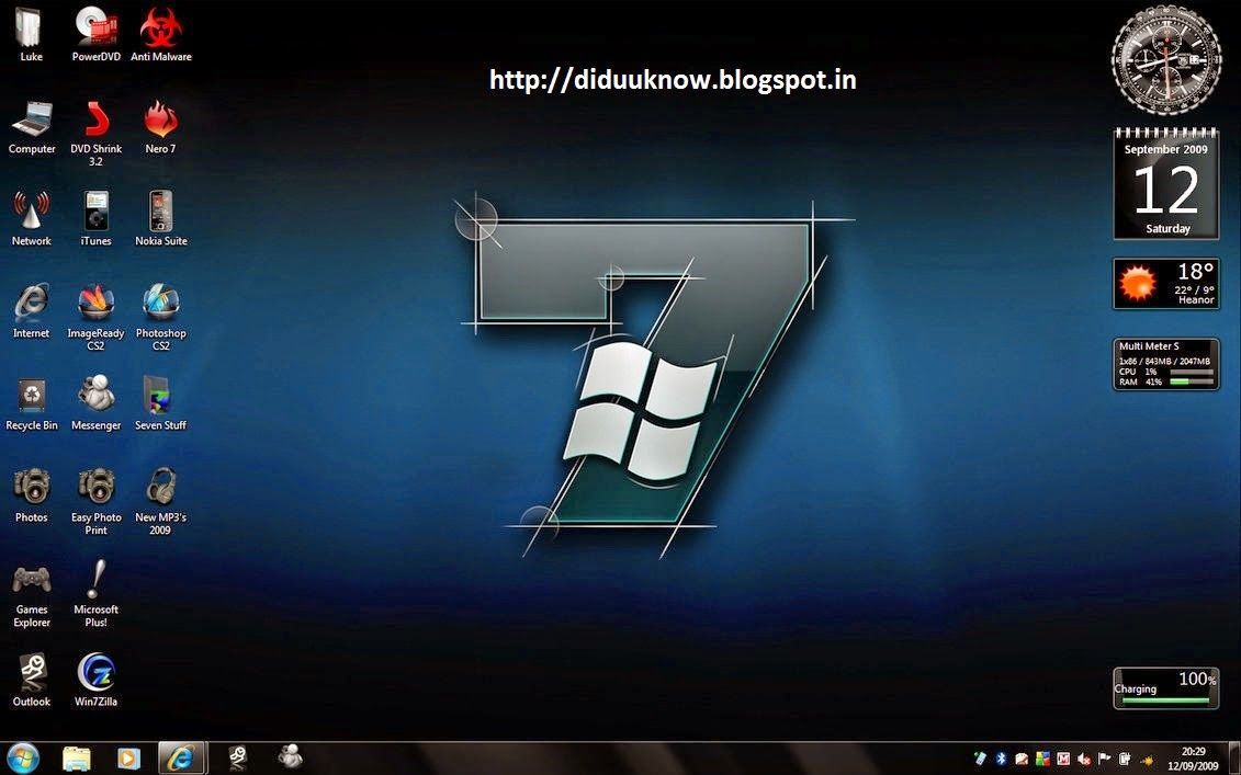 Download Windows 7 Ultimate Free Download Iso 32bit And 64 Bit Iso Diduuknow Windows Free Download New Print