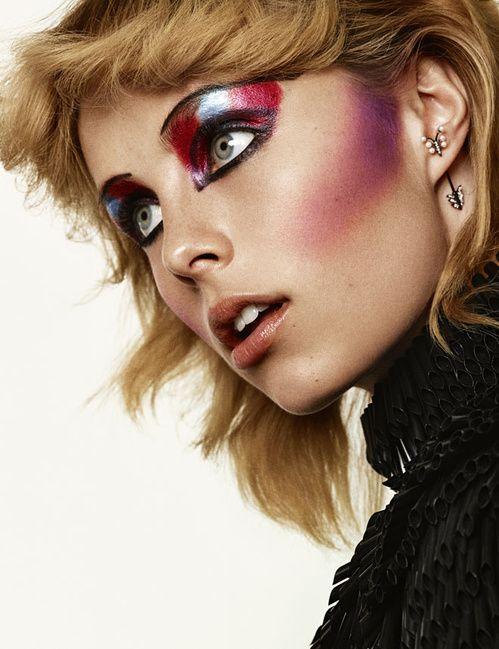 Inspiration 10 makeup ultraglam à copier pour les