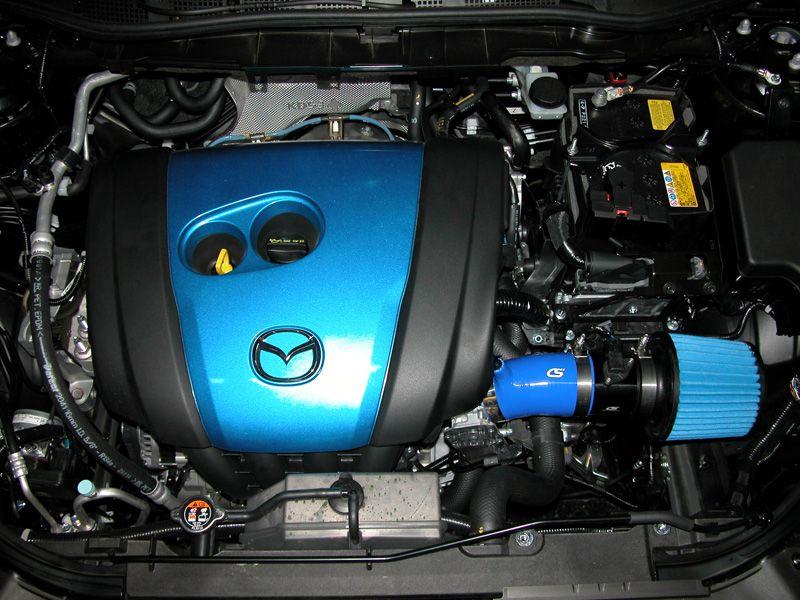 Attractive Mazda 3 Short Ram Intake | Mazda 3 Skyactiv Performance Parts