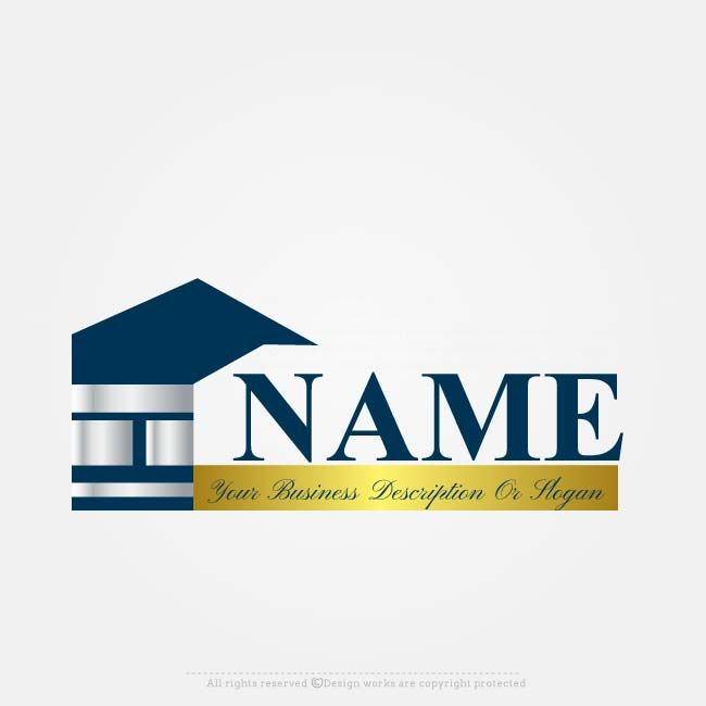 house logo design for sale online online ready made house logo design suitable for branding a