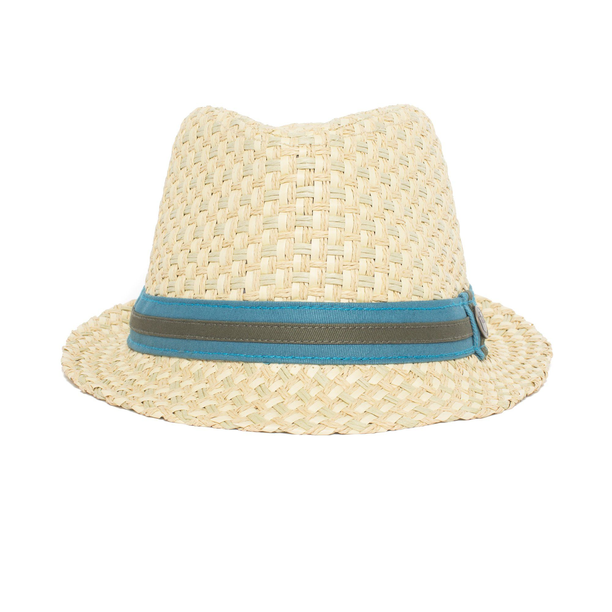 Goorin Malibu Fedora Hat in Natural, size Medium