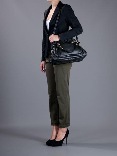 Chloé Medium 'paraty' Tote - Stefania Mode - Farfetch.com