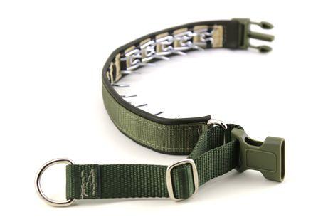 Keeper Collars Hidden Prong With Snap Prong Collar Dog Collar Dog Training Collar