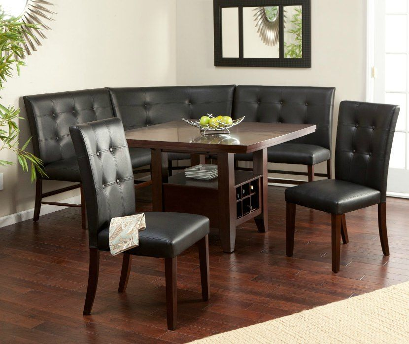 Wow 33 Space Saving Corner Breakfast Nook Furniture Sets 2020 Corner Dining Table Nook Dining Set Breakfast Nook Furniture
