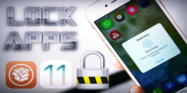 كيفية قفل التطبيقات على الآيفون عبر البصمة Lock Apps Iphone Electronic Products