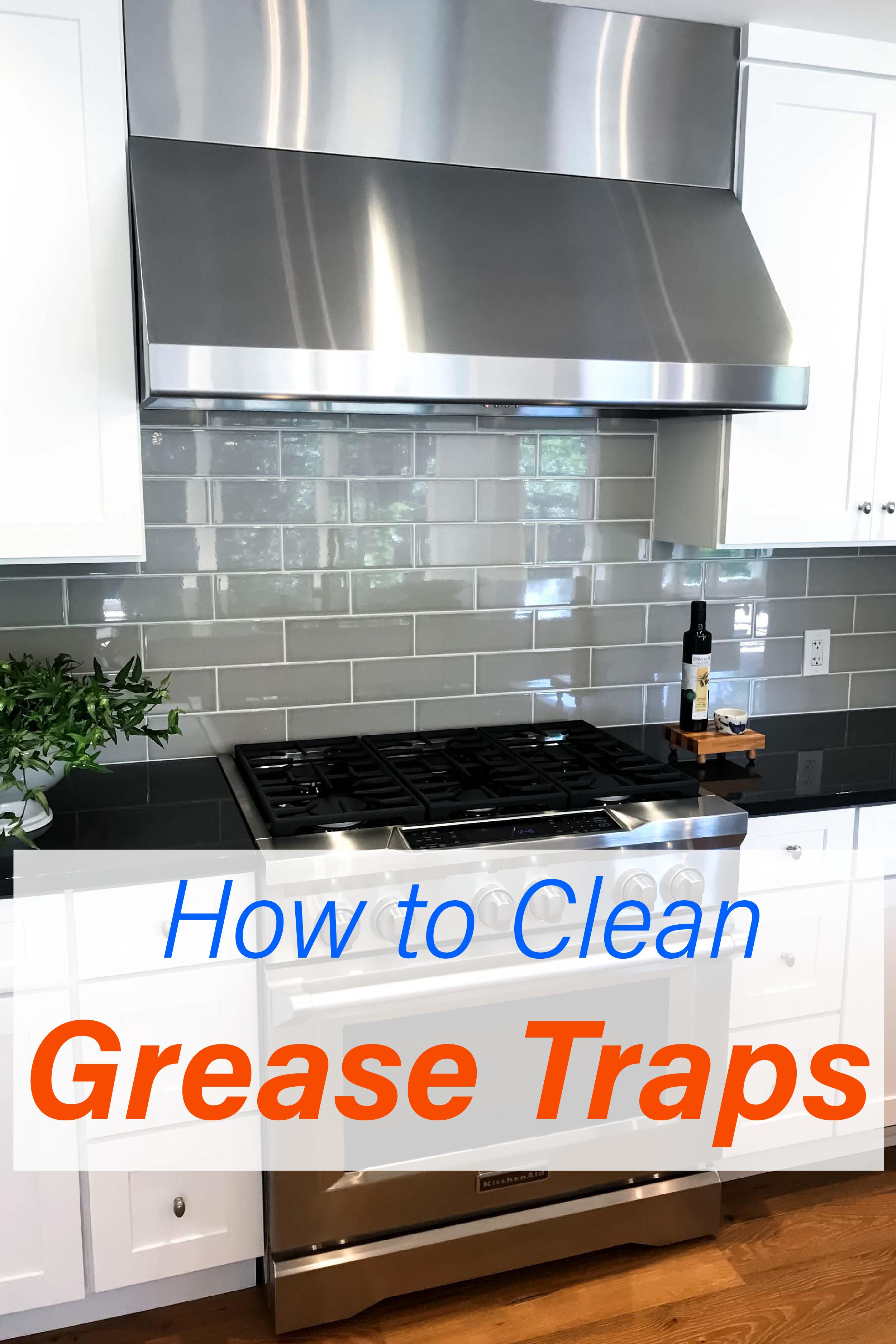 range hood cleaning grease
