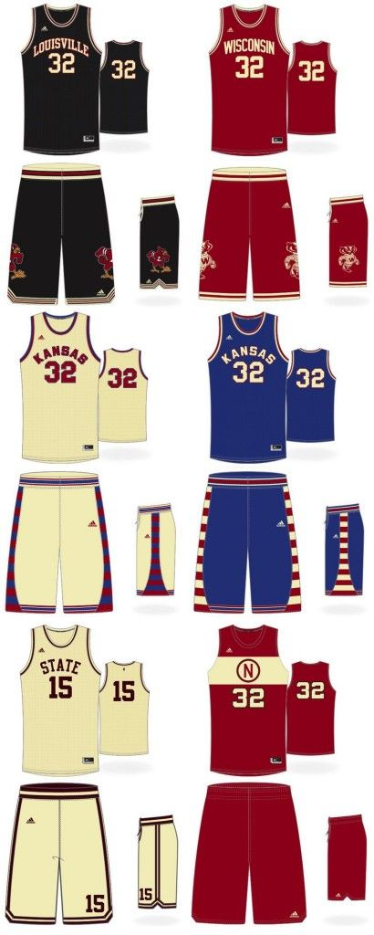 25964dc84365 Adidas Schools Getting Awesome Old-School Basketball Alternates  - Lost  Lettermen