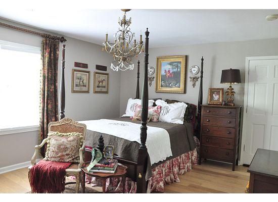 cute dresser beside bed Bedrooms Pinterest Dresser, House