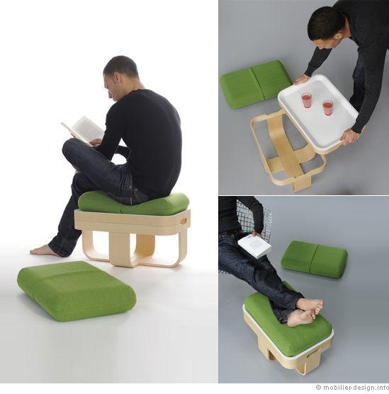 Meuble d appoint multifonction mister t mobilier en 2019 meubles d 39 appoint mobilier de - Meuble multifonction ...