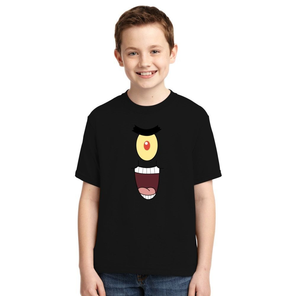 Plankton Evil Youth T-shirt