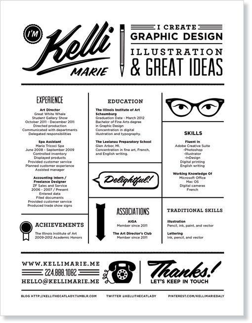 3 This Resume Cv Graphiste Graphic Design Blog Cv Inspiration