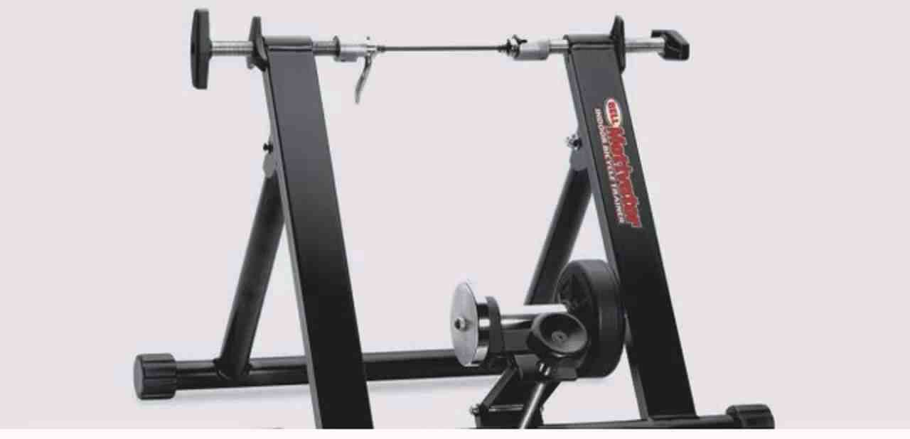 Bell motivator indoor bicycle trainer bicycle trainers