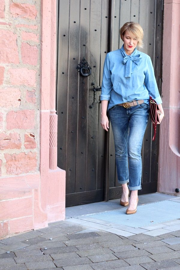 A fashion blog for women over 40 and mature women Blouse ...