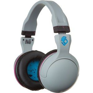 Skullcandy Hesh 2.0 Kopfhörer mit Mikrofon - Grau