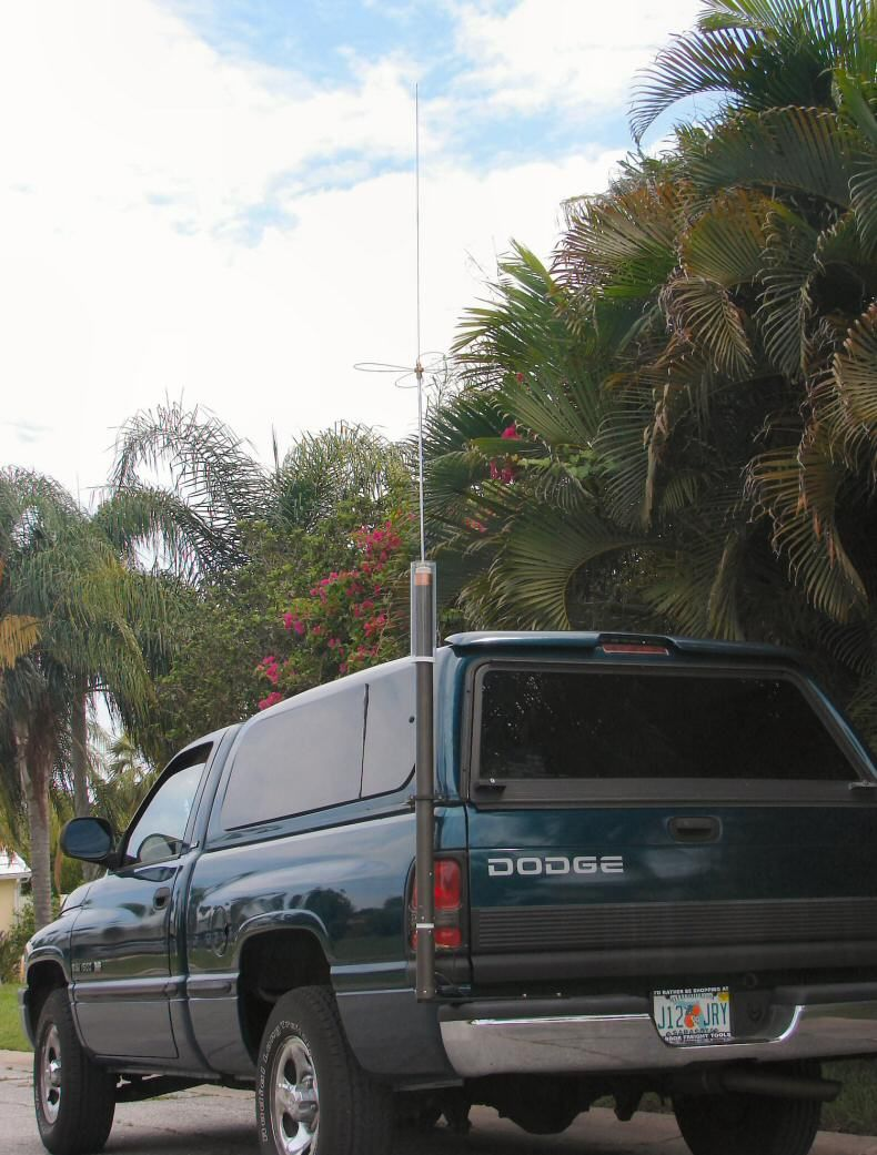 K4EAA Screwdriver Antenna | MAKER   Electrical | Outdoor