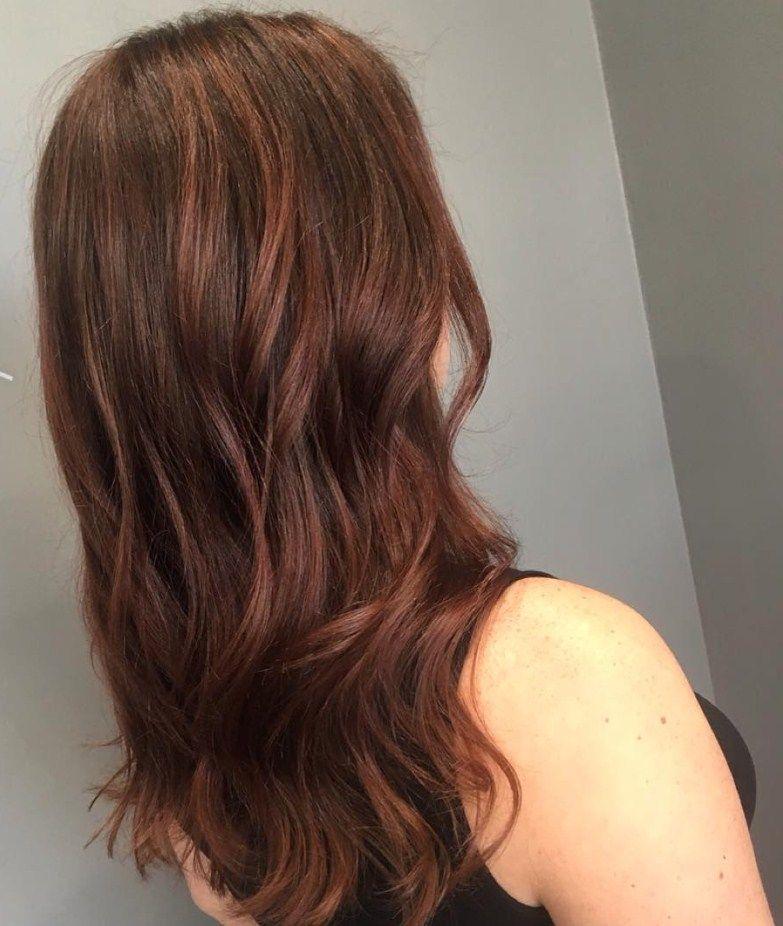 Magical Mahogany Hair Pinterest Hair Coloring Hair Makeup And