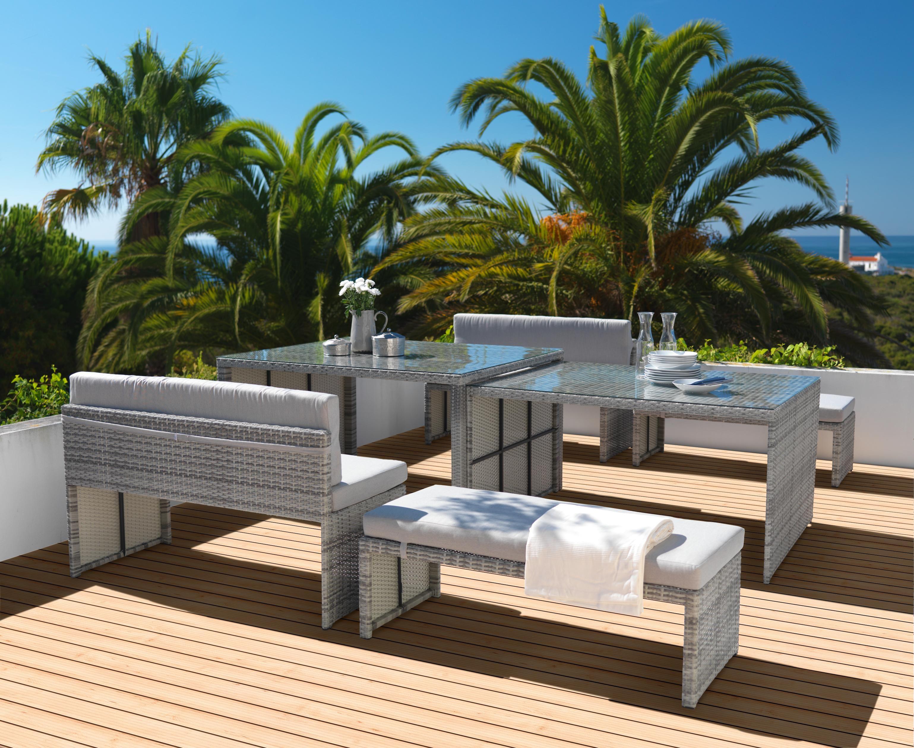 Traumhafte Stunden Auf Der Terrasse Mit Ihren Neuen Gartenmöbeln