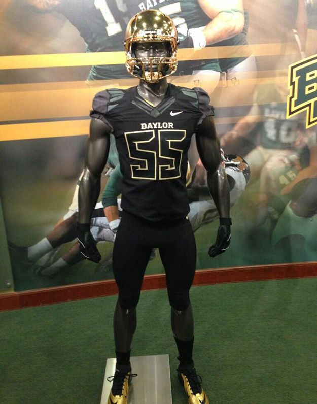 New Baylor Football Uniforms Nikeblog Com Football Uniforms Baylor Football Nfl Football Uniforms