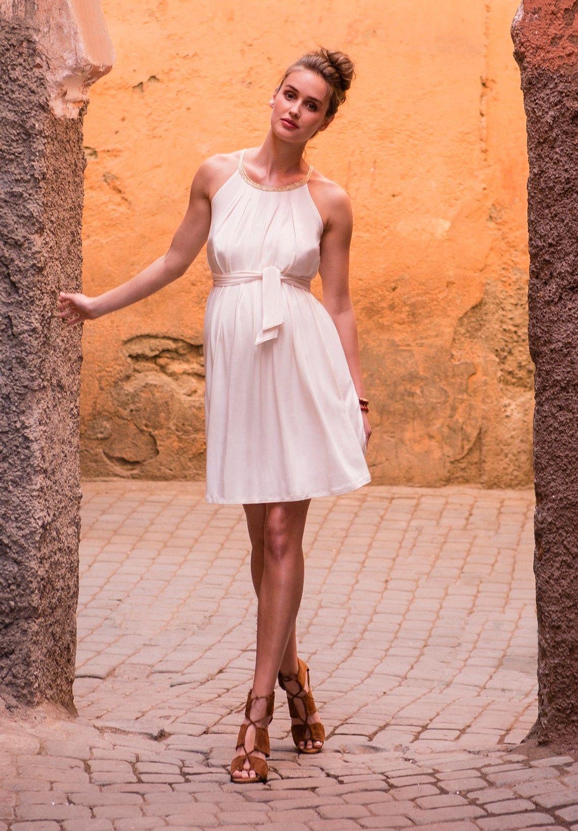 bafe3b8f384 ENVIE DE FRAISES - VICTORY MATERNITY DRESS  lookbook  springsummer