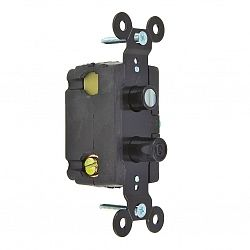 Push Button Light Switch, Single Pole