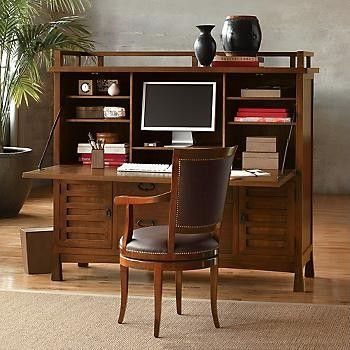 Superbe Lovely Ideas Armoire Office Desk Brilliant Decoration Computer Armoire  Accommodate Your Need Of Table And Office U | Болье МЕБЕЛЬ | Pinterest |  Armoires, ...