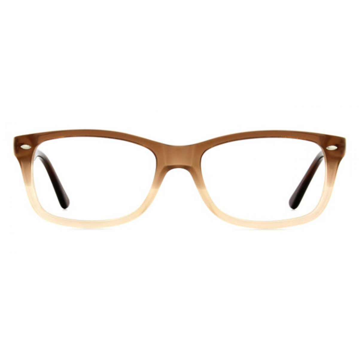 06f265288 Brown/Smoke Hemingway Eyeglasses - Eyeglass.com #womens #eyeglasses #frames