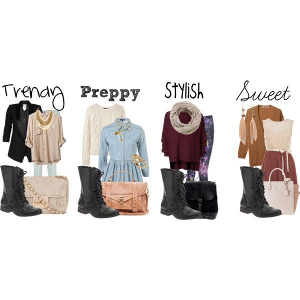 how+to+wear+combat+boots+this+fall   How to wear Black ...