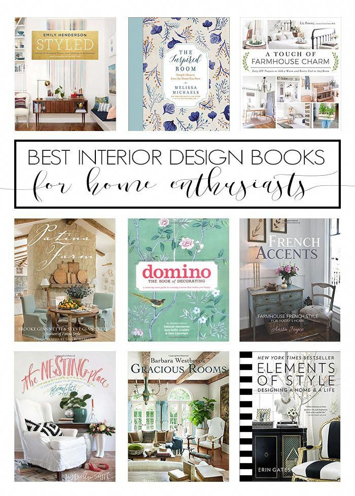 The best interior design books for home enthusiasts accessible helpful tips and loads of inspiration to help you create  beautiful space also rh pinterest