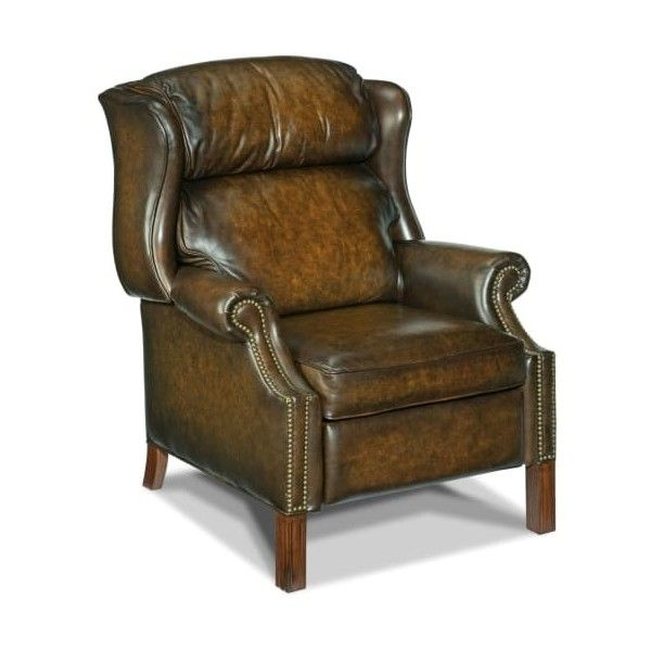 Hooker Furniture RC214 203 33 1/4 Inch Wide Leather Recliner ($1,259