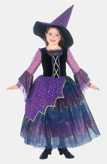 Puppet Workshop u0027Rainbow Witchu0027 Costume (Little Girls u0026 Big Girls) available at #Nordstrom  sc 1 st  Pinterest & Puppet Workshop u0027Rainbow Witchu0027 Costume (Little Girls u0026 Big Girls ...