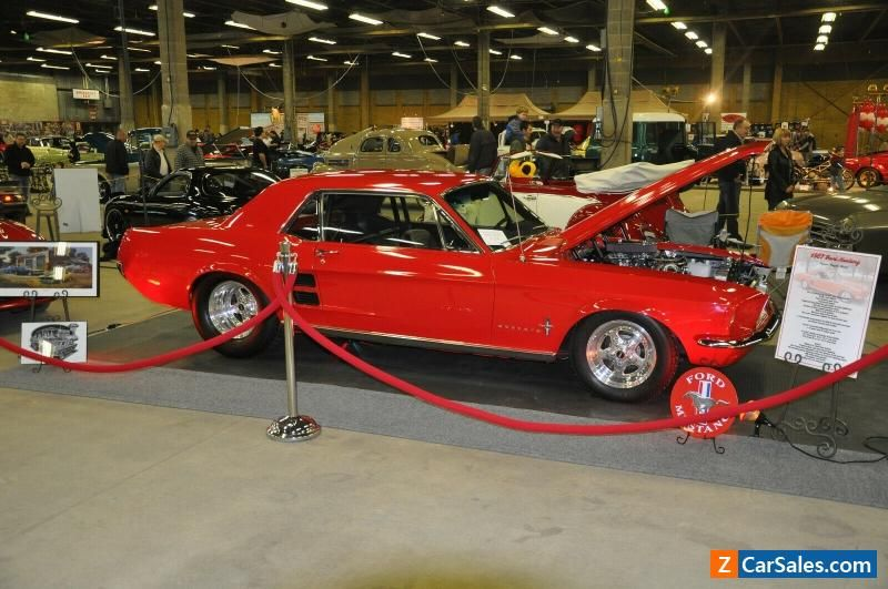 Car For Sale 1967 Ford Mustang With Images