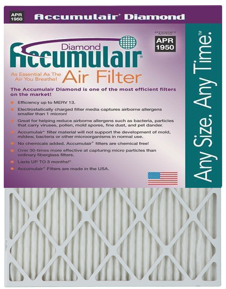 Accumulair Furnace filters, Air filter, Filter air purifier