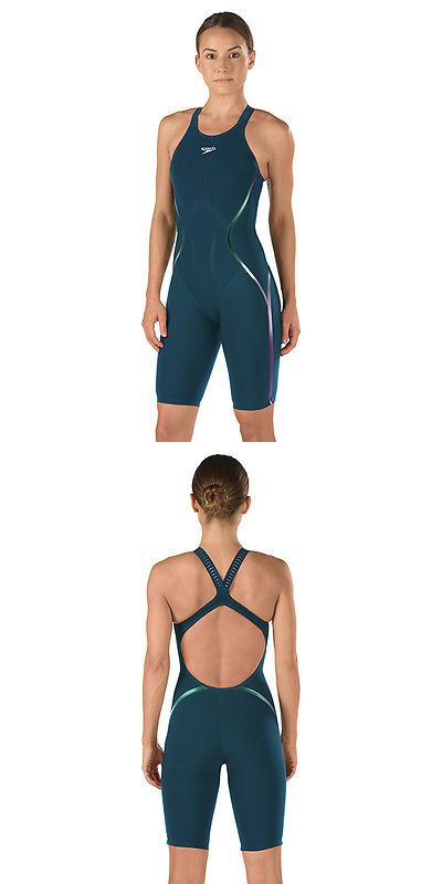 9294360eebc5 Women 140051: New Size 27 Speedo Womens Lzr Racer X Open Back Kneeskin Tech  Suit BUY IT NOW ONLY: $329.0