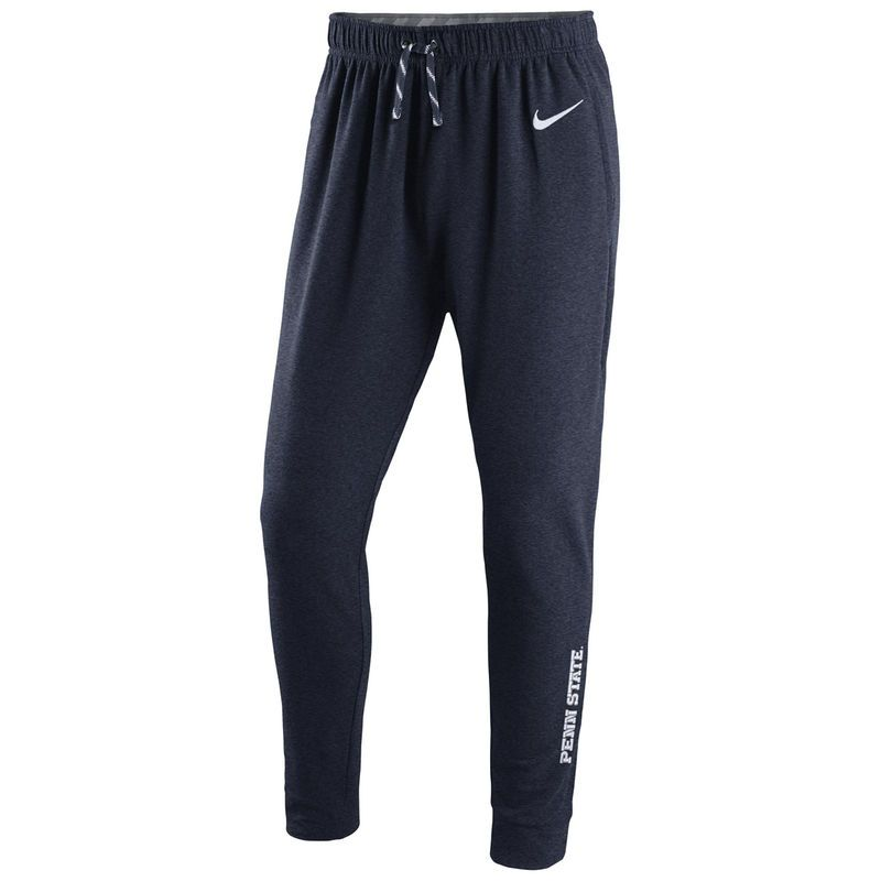 Penn State Nittany Lions Nike Elite Player Touch Performance Pants - Heathered Navy