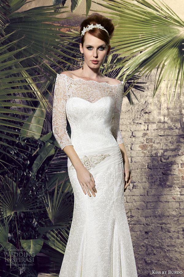 kissbundó 2014 wedding dresses | weddings - the dress