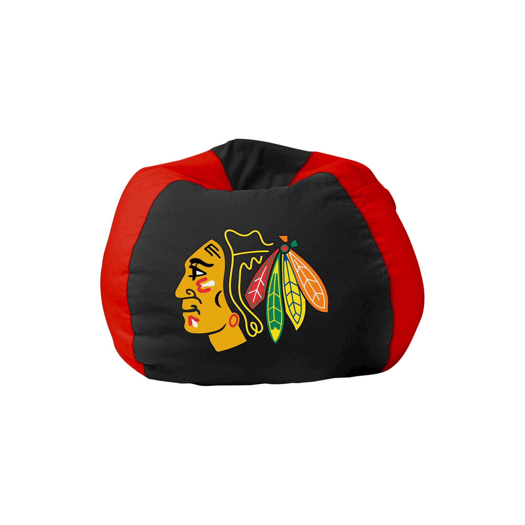 Merveilleux Chicago Blackhawks Northwest Bean Bag Chair