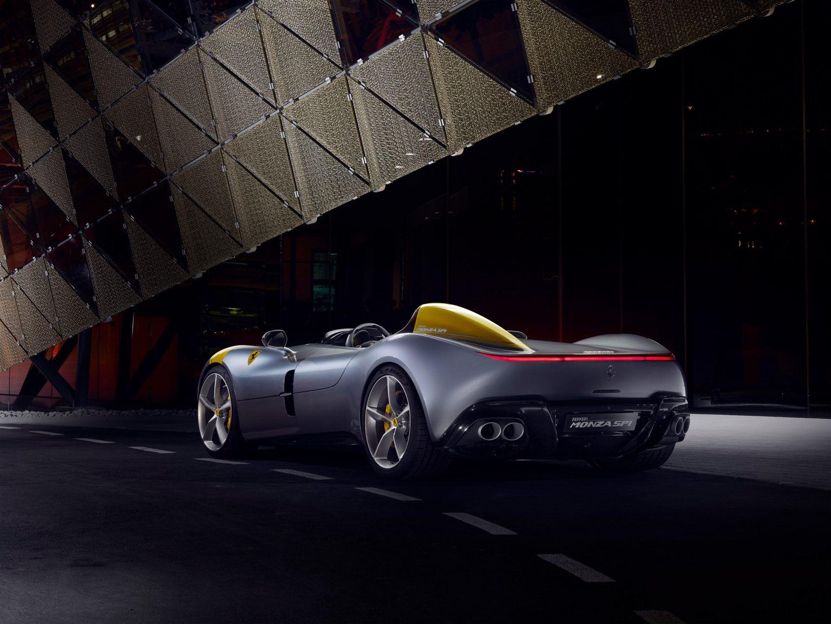 Ferrari No Roof