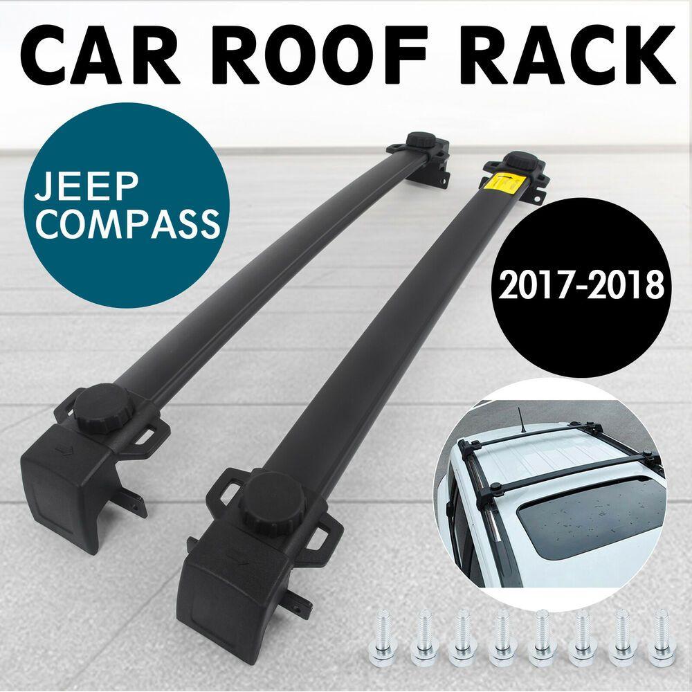 Ebay Sponsored Roof Rack For Jeep Compass Cross Bar 2017 2018
