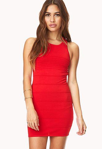 Bold Bodycon Dress | FOREVER 21 - 2031558006 #foreverholiday ...