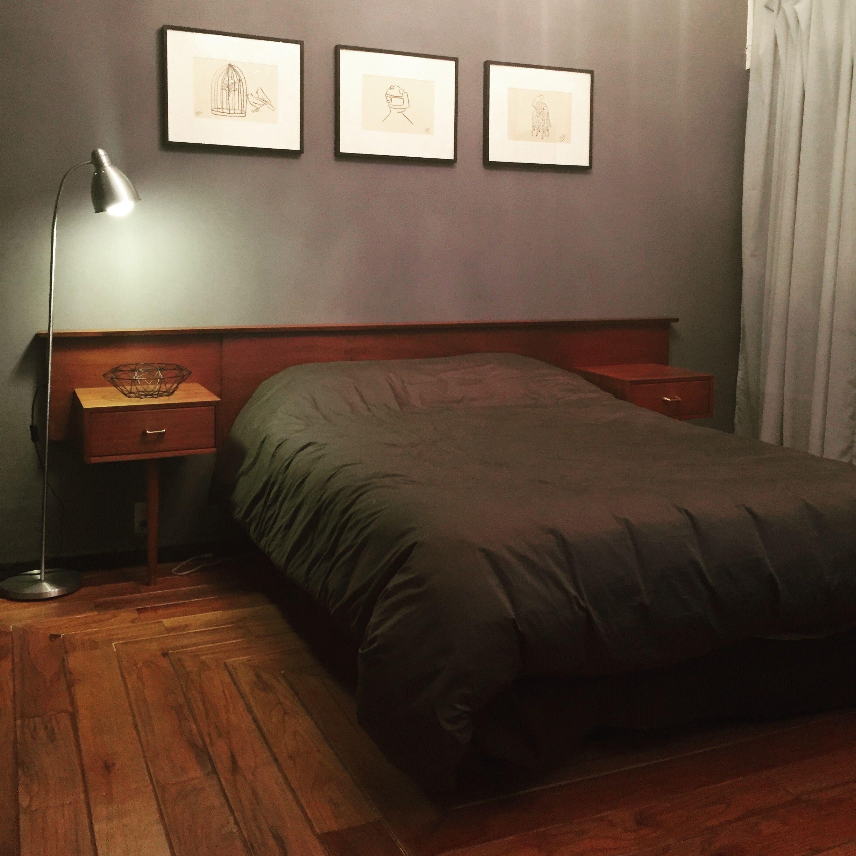 Increíble Muebles Sola Cabecera Ideas Ornamento Elaboración ...