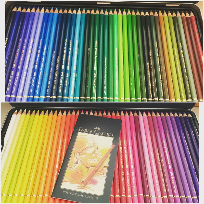 Colored Pencils For Grown Up Coloring Best Colored PencilsAdult Coloring Supplies for Coloring