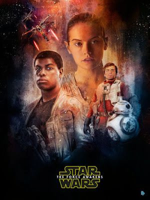 Movie Posters: Star Wars - the Force Awakens