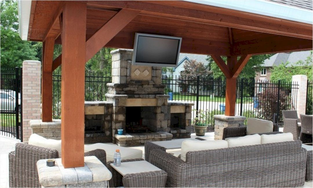 20+ Amazing Stunning Outdoor Living Spaces On A Budget ... on Outdoor Living Space Ideas On A Budget id=81837