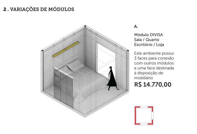 Casa 3e30 - Marcos Franchini Arquiteto