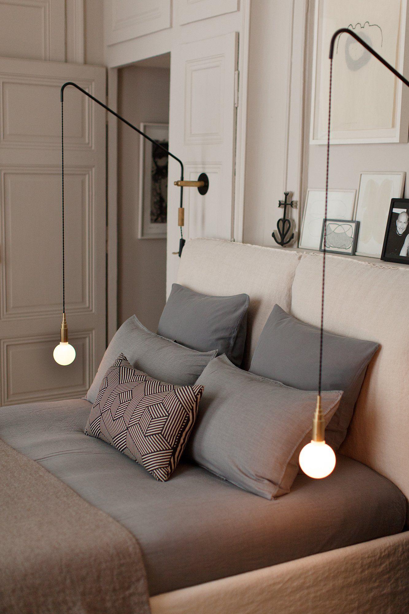 Maison Hand, entre artisanat et modernisme | Schlafzimmer ...